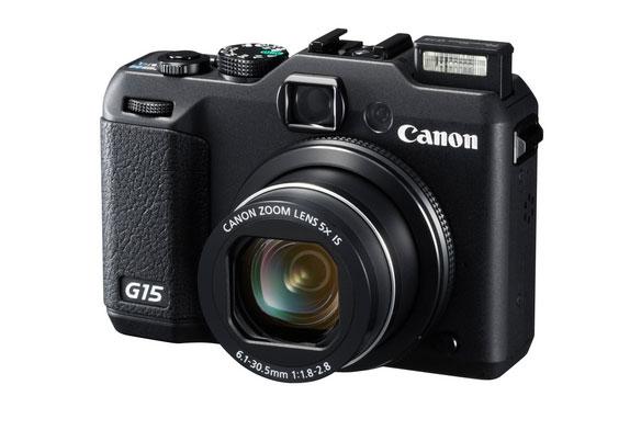 Canon PowerShot SX50 HS y PowerShot G15 f/1,8, Imagen 2