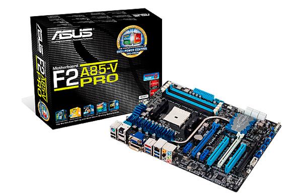 ASUS se prepara para la llegada de las APU AMD Trinity con una nueva serie de placas base, Imagen 1