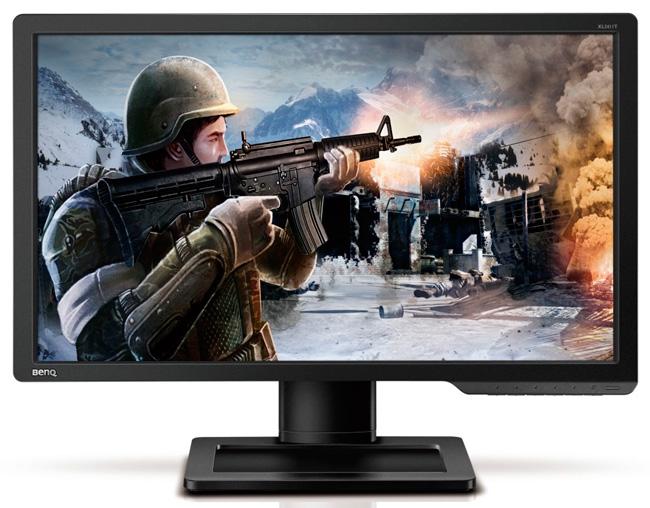 Monitor 3D de BenQ de 24