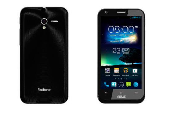 Presentado el ASUS PadFone 2, Imagen 2