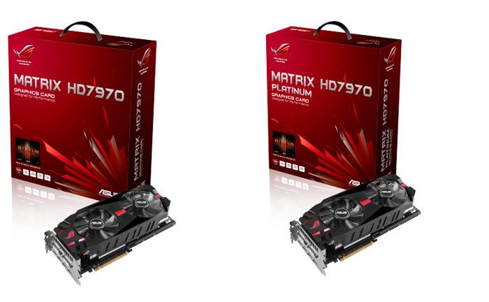 ASUS actualiza su ROG MATRIX HD 7970, Imagen 1