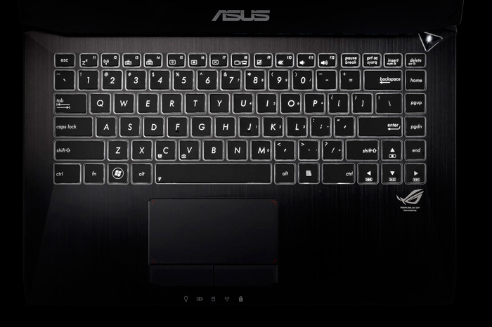 Nuevo portátil ASUS ROG G46VW, Imagen 2