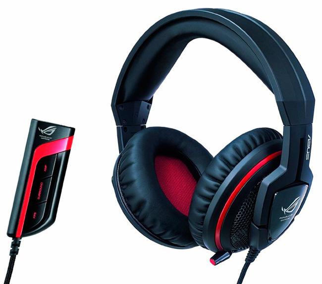 ASUS muestra los nuevos ROG ORION, auriculares gaming, Imagen 2