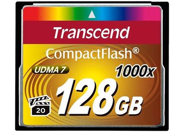 Transcend CF1000X. Tarjetas Flash de alta velocidad, Imagen 1