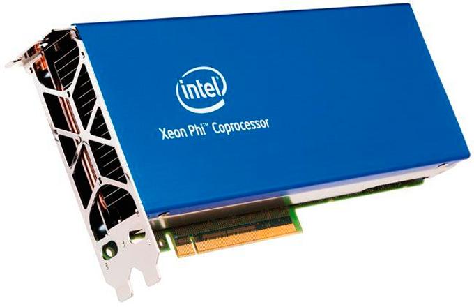 Intel presenta Xeon Phi, coprocesadores para computación, Imagen 1