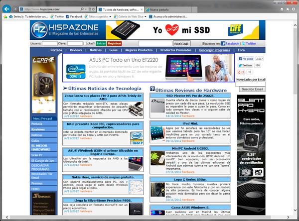 Microsoft lanzará Internet Explorer 10 para Windows 7, Imagen 1