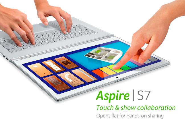 Llegan los ACER Aspire S7, ultrabooks de alto rendimiento, Imagen 3