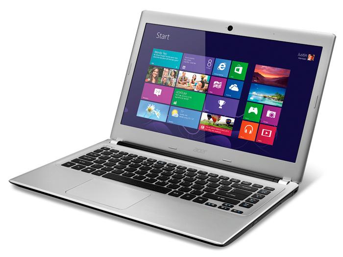 Nuevos Acer Aspire Touch V5, Imagen 1