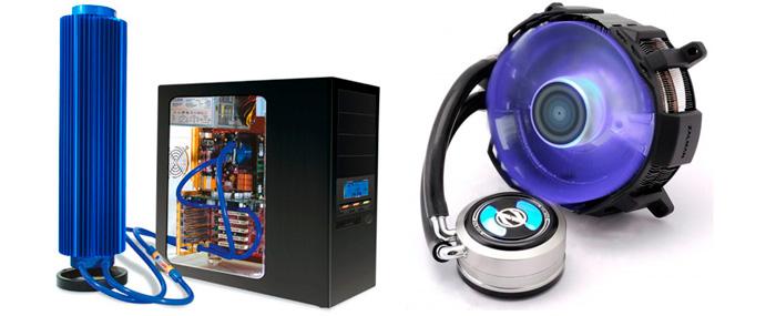 Zalman actualiza su Reserator, sistema de refrigeración líquida integrado, Imagen 1