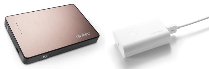 Antec presenta una serie de accesorios para dispositivos móviles, Imagen 2