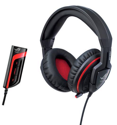 Nuevos auriculares ASUS ROG, Imagen 1