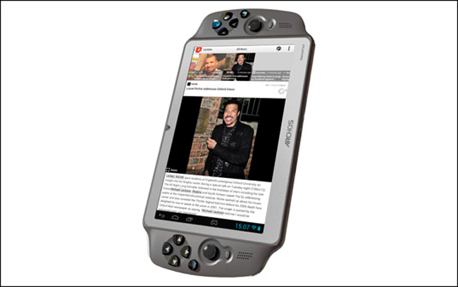 Archos GamePad llega a España, Imagen 2