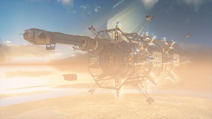 Primer trailer y nuevas imágenes del próximo 3DMark, Imagen 1