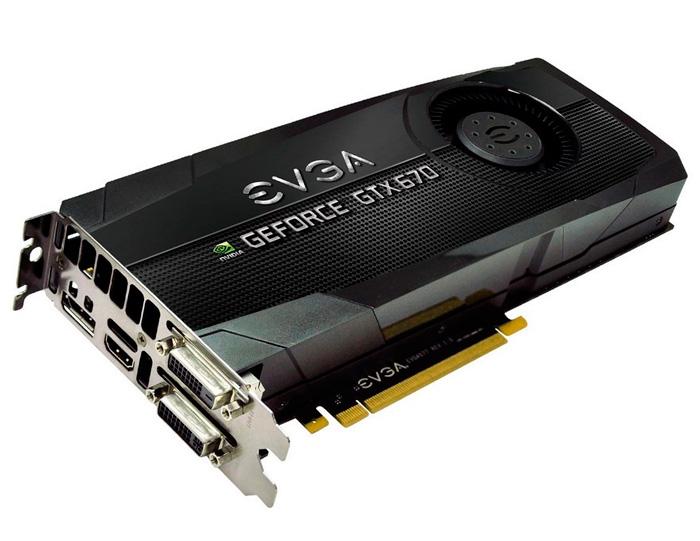 EVGA presenta las GTX 670 FTW LE, Imagen 1