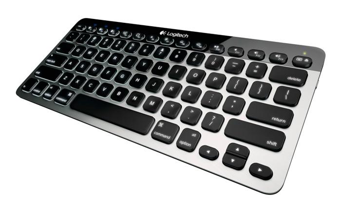 Nuevo teclado y TouchPad inalámbricos de Logitech, Imagen 1