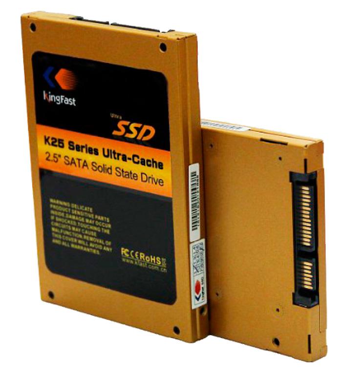 Kingfast lanza el K25 Ultra Cache SSD, Imagen 1