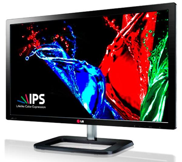 Llega el monitor LG 27EA83. Pantalla IPS con resolución WQHD, Imagen 1