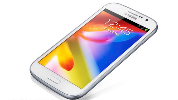 Samsung Galaxy Grand, las 5 pulgadas llegan a la gama media, Imagen 1