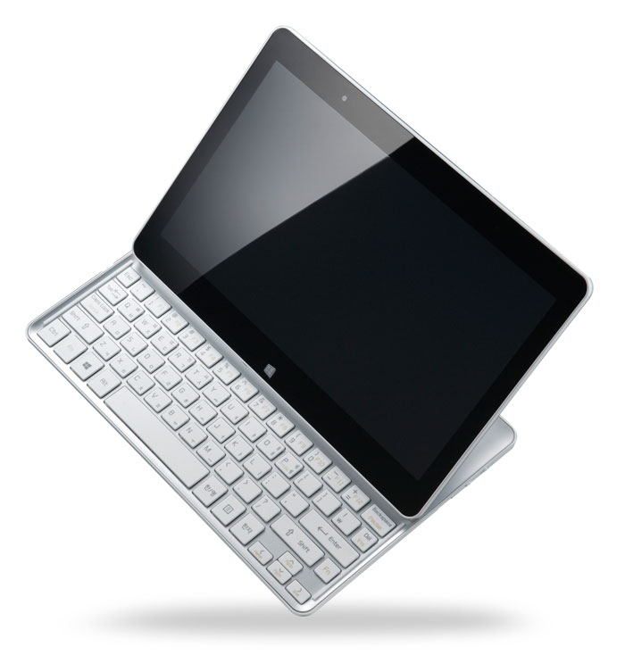 Tablet convertible LG Tab-Book, Imagen 1