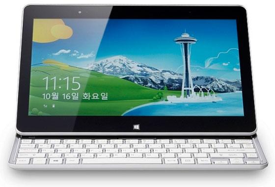 Tablet convertible LG Tab-Book, Imagen 2