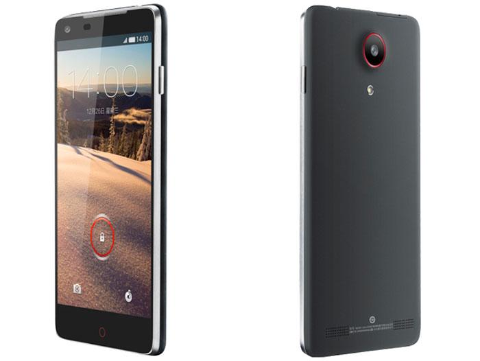 ZTE NUBIA Z5, smartphone de 5 pulgadas y FullHD, Imagen 1