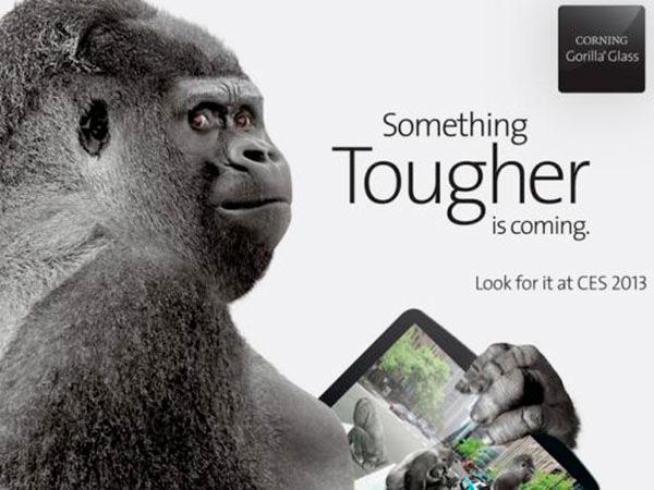 Cornig tiene preparado Gorilla Glass 3 para el CES 2013, Imagen 1