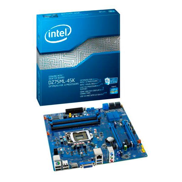 Intel presenta una placa base con Virtu MVP y formato microATX, Imagen 1