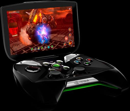 Nvidia Project SHIELD, Imagen 1
