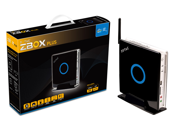 ZOTAC muestra sus ZBOX de tercera generación, Imagen 1