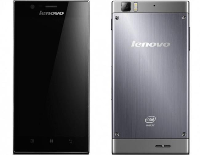 CES 2013. Lenovo K900 con Intel Clover Trail+, Imagen 1