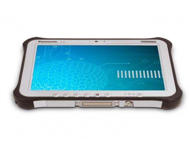CES 2013. Panasonic Toughpad, tablets resistentes, Imagen 1