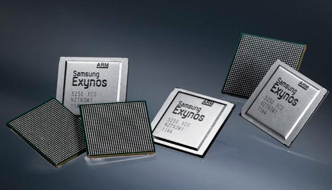 CES 2013. Procesador Samsung Exynos 5 Octa, Imagen 1