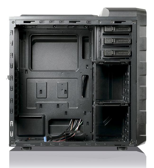 Enermax Ostrog GT, nueva caja en formato semi-torre, Imagen 2