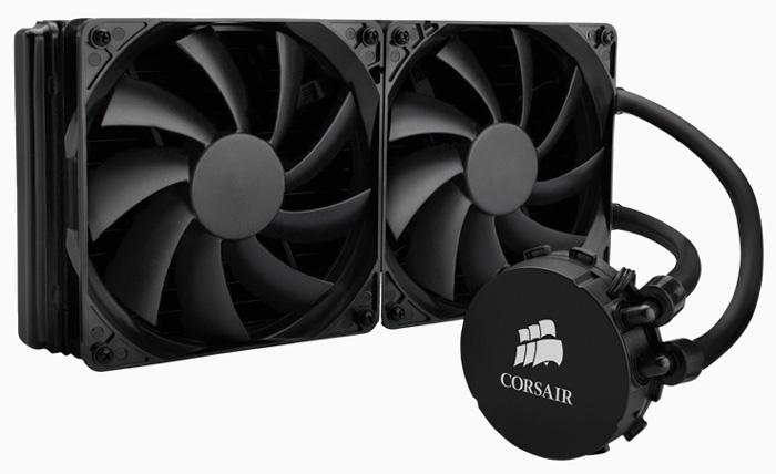Corsair presenta dos nuevas refrigeraciones líquidas integradas Hydro Series, Imagen 1