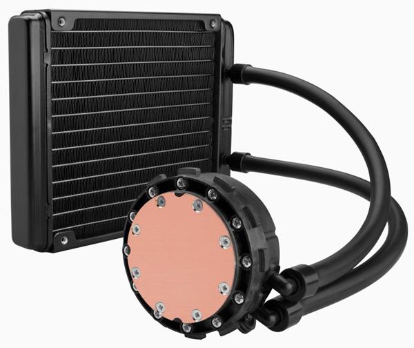 Corsair presenta dos nuevas refrigeraciones líquidas integradas Hydro Series, Imagen 2
