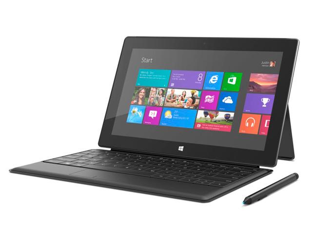 Llega la Surface RT de Microsoft a España, Imagen 1
