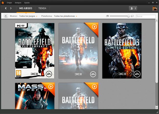 EA lanzará Origin para MAC, Imagen 1