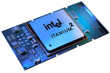Nuevos procesadores basados en el sistema Intel Itanium 2, Imagen 1
