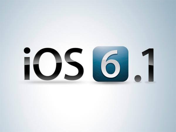 Apple despliega la versión 6.1 de IOS, Imagen 1