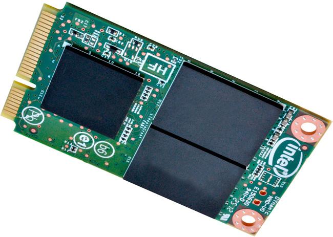 Intel presenta nuevos SSD en formato mSATA 525, Imagen 1