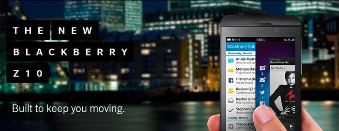 RIM presenta BlackBerry 10, Imagen 1