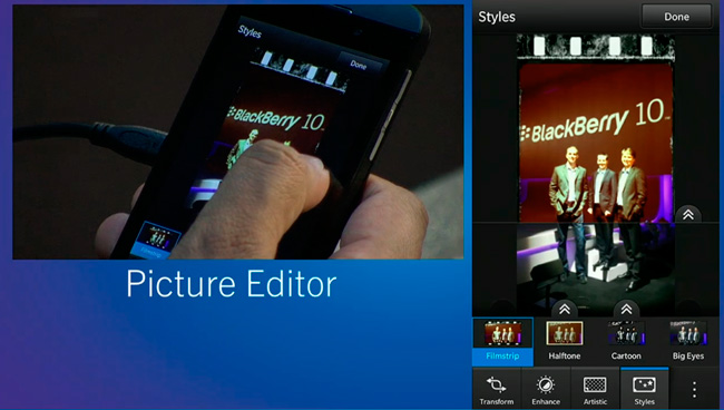 RIM presenta BlackBerry 10, Imagen 2