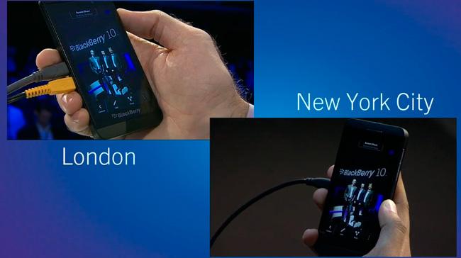 Nuevo Blackberry Z10, Imagen 3