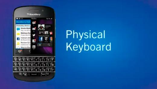 BlackBerry Q10, Imagen 2