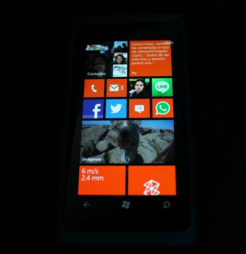 Finalmente llega Windows Phone 7.8 a España, Imagen 1