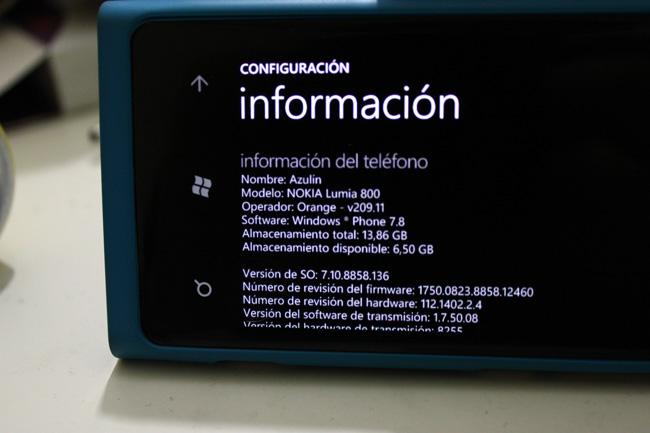 Finalmente llega Windows Phone 7.8 a España, Imagen 2