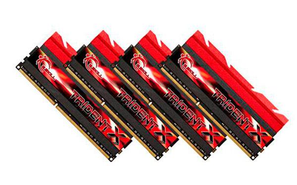 G.Skill lanza su kit de memorias DDR3 a 2800 MHz, Imagen 1