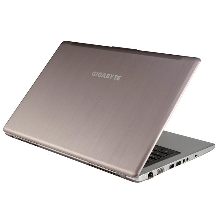 Gigabyte U2442, ultrabook de altas prestaciones, Imagen 1