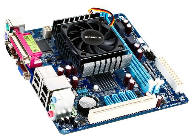 Gigabyte E350 N Win8, nueva placa base mini-ITX con procesador integrado, Imagen 1