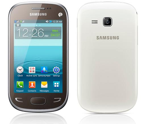 Samsung presenta su gama REX de Smartphones, Imagen 2